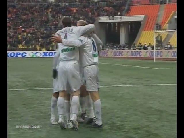 Зенит vs Локомотив (М) / 09.03.2008 / Суперкубок России