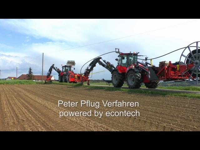 Huddig - Peter Pflug Breitbandausbau in Straubing