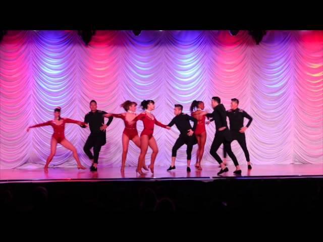 Alma Latina World Debut Su Veneno Choreo by Sergio Jasso Reno Latin Dance Fest 2015