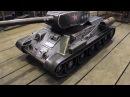 Танк мангал т-34-85