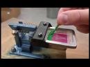 Miniature T Shirt Printing Rig