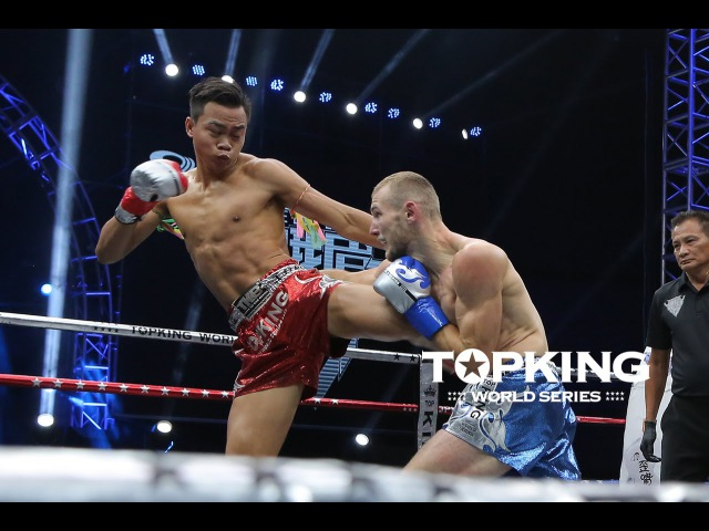 TK10 SUPERFIGHT : Yodwicha KemMuaythaigym (Thailand) vs Dmitry Varets (Belarus) (Full Fight HD)