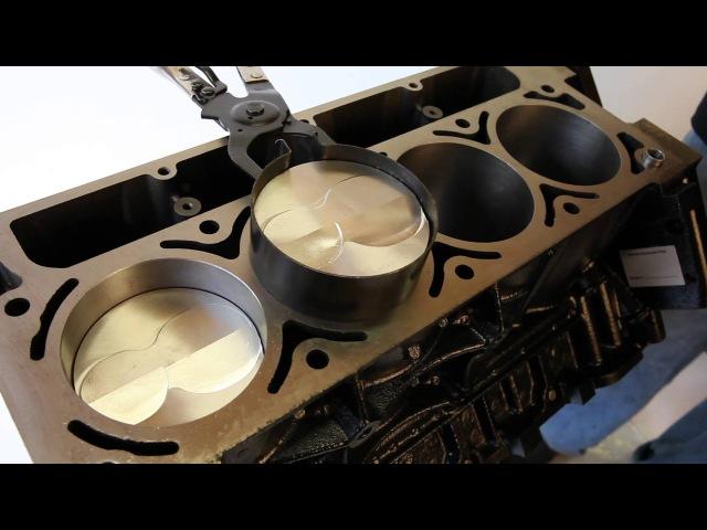 Driveline Studios - LSX 408 Build