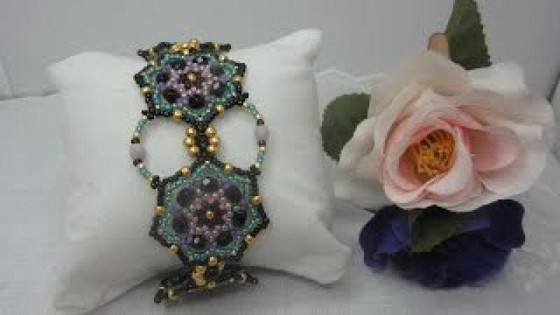 Tutorial flapper bracelet