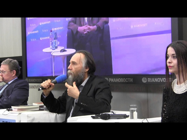 Дугин: Презентация Четвертой Политической Теории. 05.03.2014