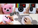 3 School DIYs DIY Rilakkuma NotebookDIY Totoro Mouse PadDIY Instagram NotebookReview