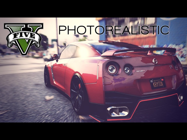 GTA 5 CrystalReality Graphics | ENB Showcase