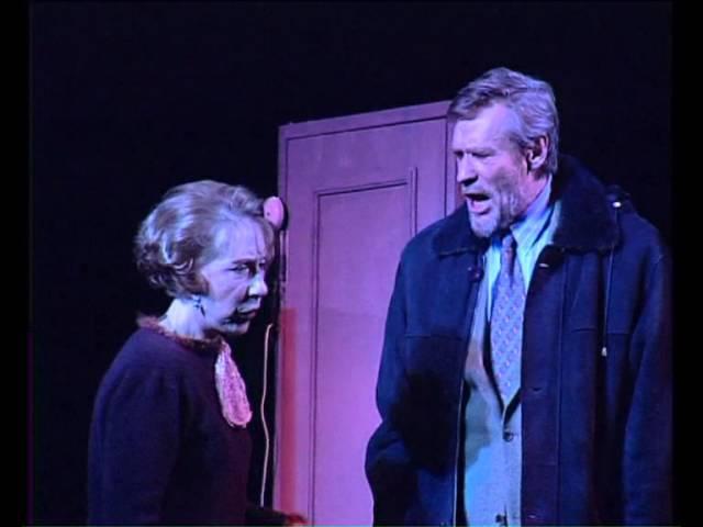 Спектакль Старая дева - лирическая комедия