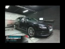 Reprogrammation moteur AUDI S4 B8 3.0 TFSI 333hp @ 465hp (Stage 3) par BR-Performance