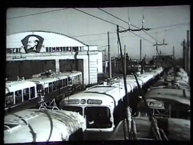 Петрозаводский троллейбус / Petroskoi johdinauto / Petrozavodsk trolleybus