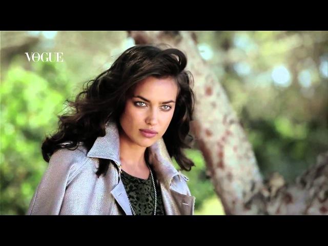 Vogue Noviembre Irina Shayk