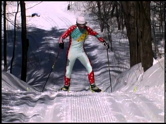 Fundamentals of cross country skiing technique