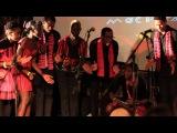 Фестиваль Африка. Госпел-хор Намибии._4 Fassbinder. 14.11.2015