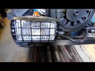 Мотоблок МТЗ 05, замена двигателя. Устанавливаем Honda GX.