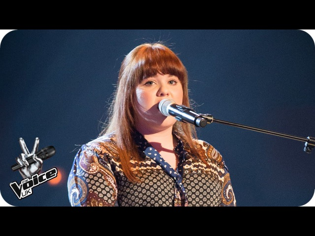 Heather Cameron-Hayes performs 'Holding Out For A Hero': Knockout Performance - The Voice UK 2016