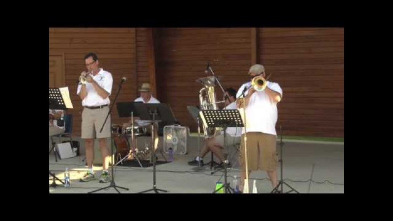 ONTV Concerts in the Park 2016 - North Oakland Dixieland Band