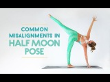 Half Moon Pose (Ardha Chandrasana) — Yoga Pose (FitABS)