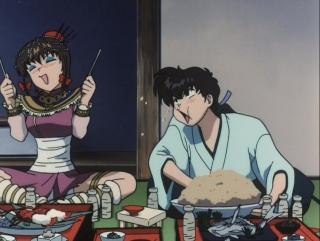 [AniDub] Kazemakase Tsukikage Ran | Перекати-поле Цукикагэ Ран [13] [Е. Лурье]