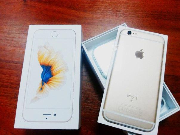 Месяц назад заказал золотой iPhone 6S для девушки и через 6 дней я забрал его на почте) И вот решил оставить отзыв !