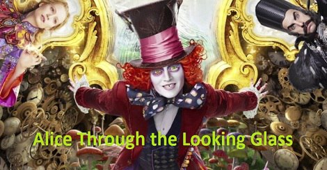 Alice Through the Looking Glass Torrent