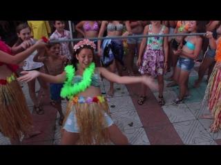 Ярмарка талантов - 4 смена - Гавайская вечеринка