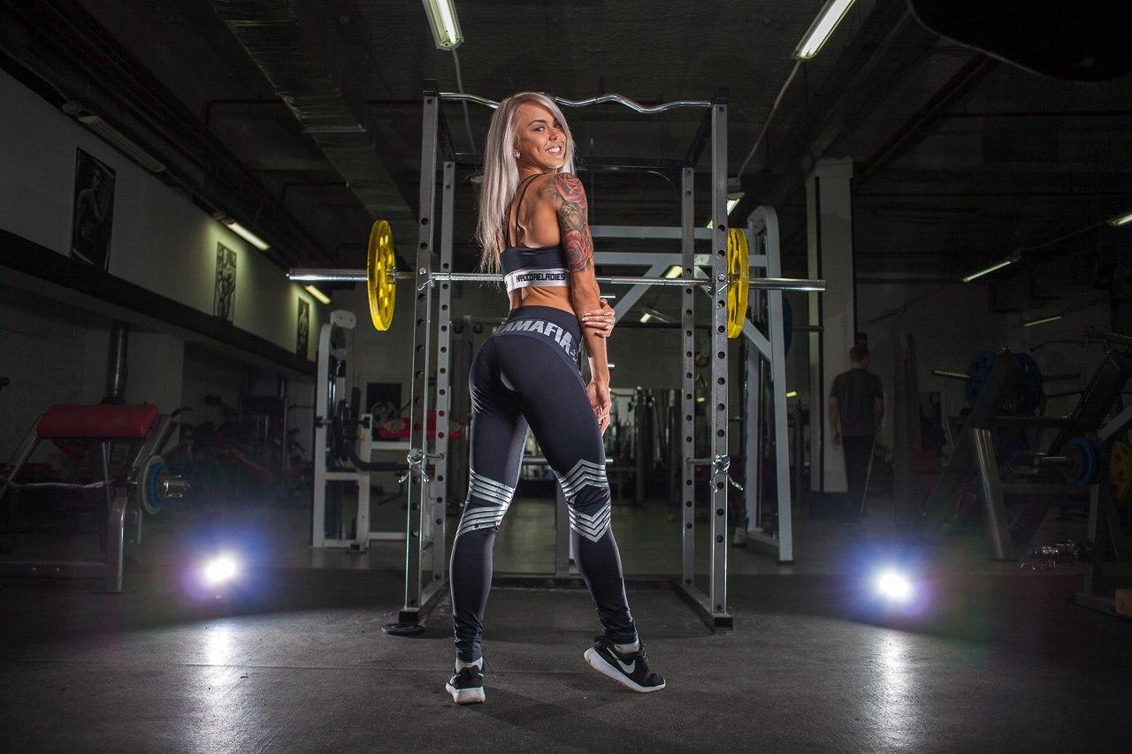 Фитнес бикини Юлия Чалова