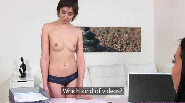 FemaleAgent E340 Meggie HD Online