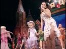 Наташа Королева и Ника На синем море Праздничный концерт Города для детей 2007