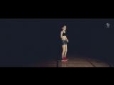 Девочка научилась танцевать благодаря роликам в интернете