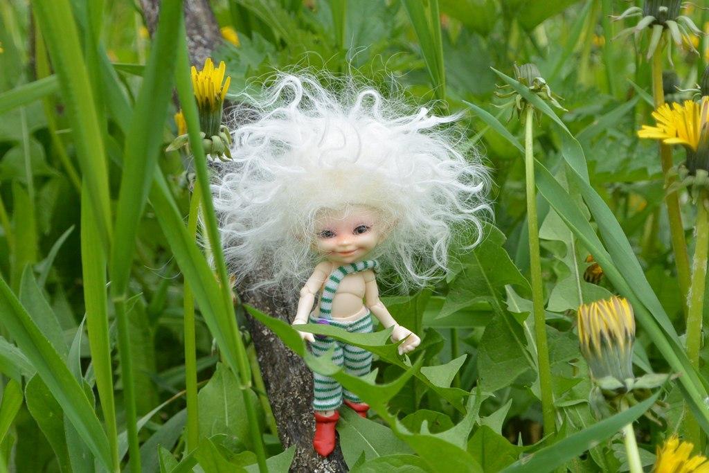 Куклы из наших коллекций №3. Авторские, антикварные, BJD куклы