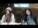 160119 MBC FM4U 두시의 데이트 박경림입니다 - 화요 스폐셜 with 달샤벳