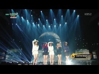160318 Red Velvet - Cool Hot Sweet Love @ Music Bank