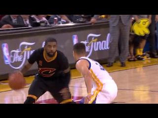 Ключевое трехочковое попадание Кайри Ирвинга в 7-й игре финала НБА