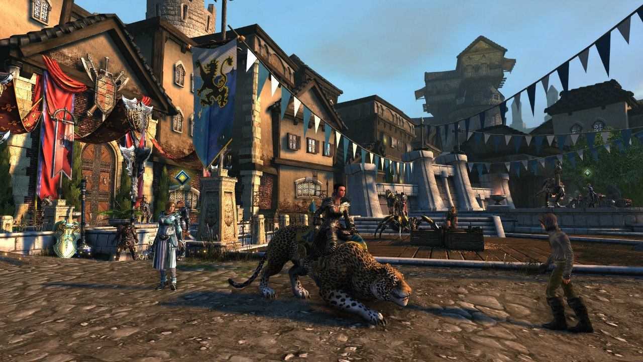 Neverwinter: The Maze Engine [NW.62.20160523a.3] (2014) PC | Online-only - Скриншот 3