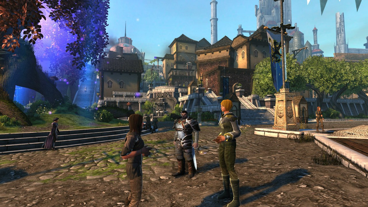 Neverwinter: The Maze Engine [NW.62.20160523a.3] (2014) PC | Online-only - Скриншот 2