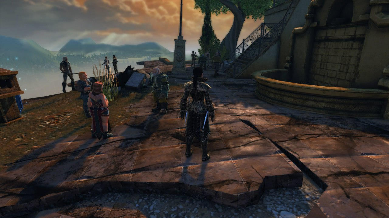 Neverwinter: The Maze Engine [NW.62.20160523a.3] (2014) PC | Online-only - Скриншот 1