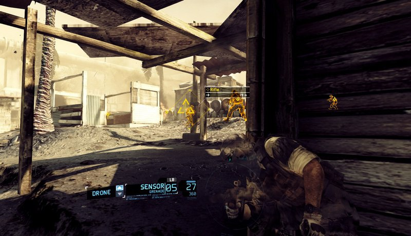 Tom Clancy's Ghost Recon: Future Soldier - Deluxe Edition (2012) PC - Скриншот 3
