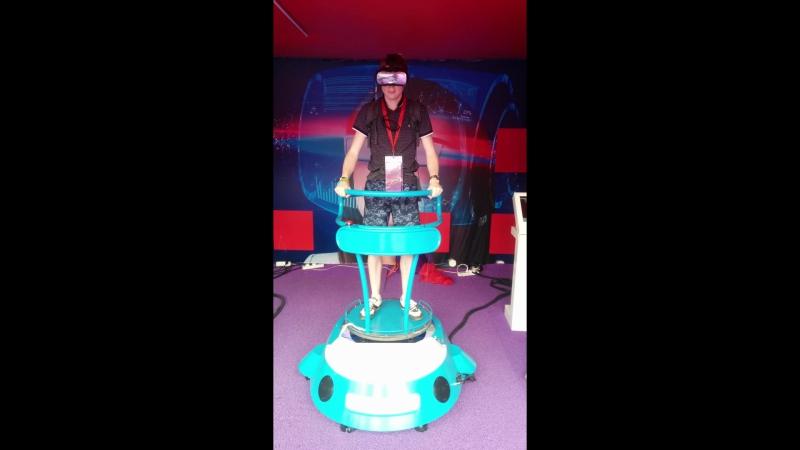 2016 Formula 1 Гран при Европы Баку Oculus Rift Еще один аттракциончик