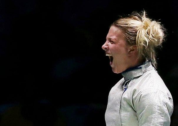 Шаблістки виграли четверту медаль України на Олімпійських іграх