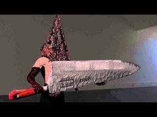 Samura - Pyramidhead Для конкурса oblomoff Славного друже