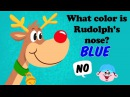 Rudolph's Nose | Christmas Songs for Kids