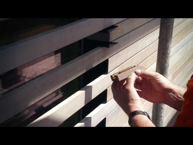 Techniclic®, Ihr neues System für Fassaden, Wände und Decken in Holz