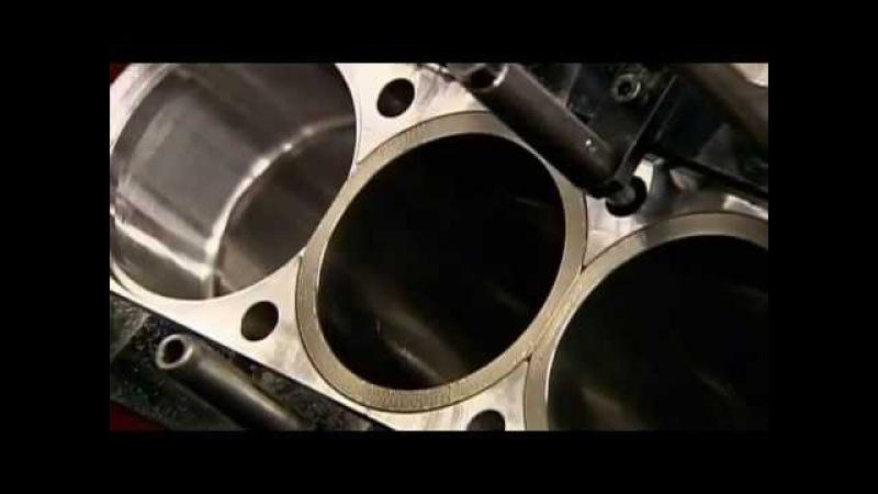 Как это сделано \ Высокопроизводительные двигатели