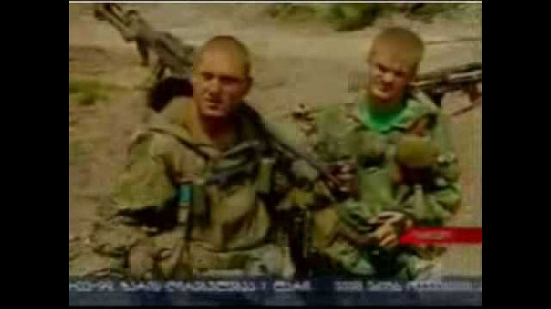 Грузинские врачи vs российские солдаты