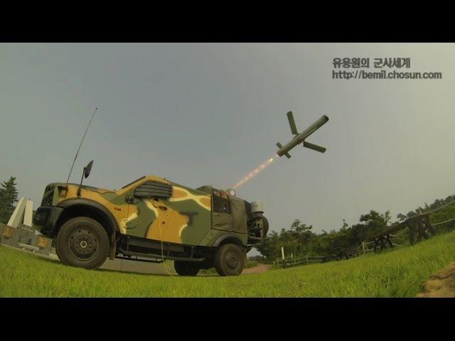 해병대 스파이크 미사일 장전에서 발사 목표물 명중까지 전과정 최초 공개 33