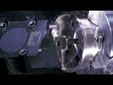 OLIVIA SCOPE Helical 01 CNC LATHE Operation 1 + 2