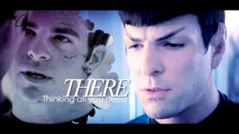 SpockKirk I M P O S S I B L E {James Arthur}