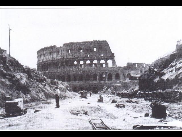 Мир после катастрофы? Откопанный Рим