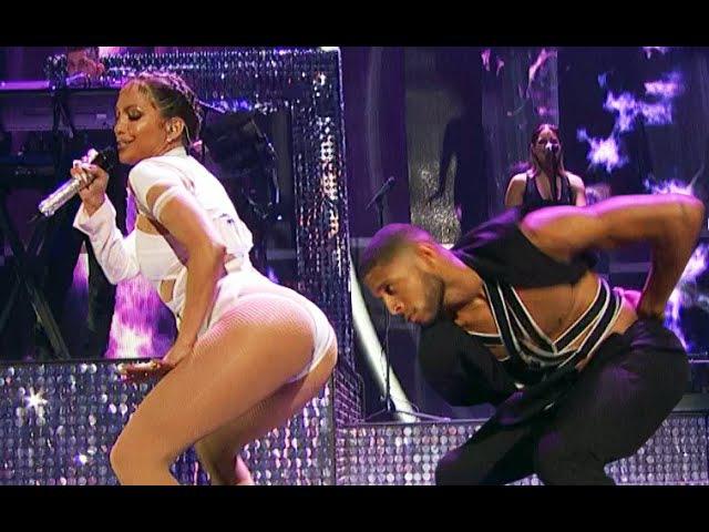 Jennifer Lopez - Booty @ iHeart Radio (1080p)