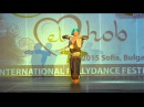 Mayodi Sultan dancing in Orient el hob festival 2015 Sofia Bulgaria
